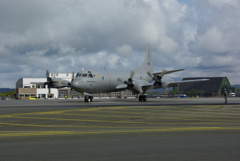 RNoAF P-3 Orion at NTM2012